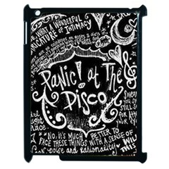 Panic ! At The Disco Lyric Quotes Apple Ipad 2 Case (black)