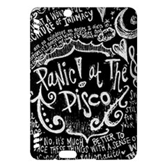 Panic ! At The Disco Lyric Quotes Kindle Fire Hdx Hardshell Case