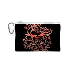 Panic At The Disco   Lying Is The Most Fun A Girl Have Without Taking Her Clothes Canvas Cosmetic Bag (s)