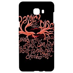 Panic At The Disco   Lying Is The Most Fun A Girl Have Without Taking Her Clothes Samsung C9 Pro Hardshell Case