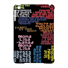 Panic At The Disco Northern Downpour Lyrics Metrolyrics Apple Ipad Mini Hardshell Case (compatible With Smart Cover)