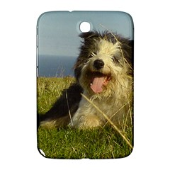 Bearded Collie Laying Samsung Galaxy Note 8 0 N5100 Hardshell Case