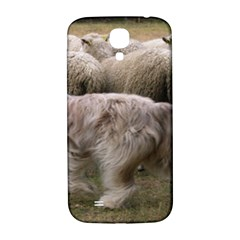 Bearded Collie Working Samsung Galaxy S4 I9500/i9505  Hardshell Back Case