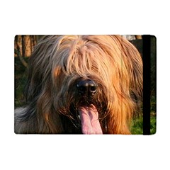 Briard Apple Ipad Mini Flip Case
