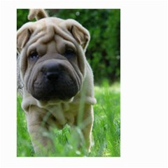 Shar Pei 2 Large Garden Flag (two Sides)
