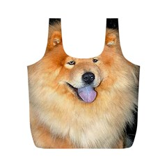 Chow Chow Full Print Recycle Bags (m)