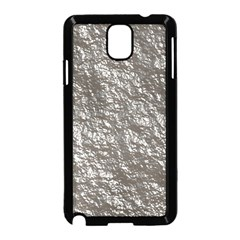 Crumpled Foil 17b Samsung Galaxy Note 3 Neo Hardshell Case (black)