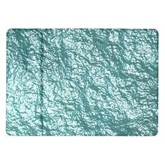 Crumpled Foil 17e Samsung Galaxy Tab 10 1  P7500 Flip Case