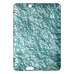 Crumpled Foil 17e Kindle Fire Hdx Hardshell Case