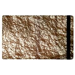 Crumpled Foil 17a Apple Ipad Pro 12 9   Flip Case