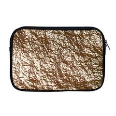 Crumpled Foil 17a Apple Macbook Pro 17  Zipper Case