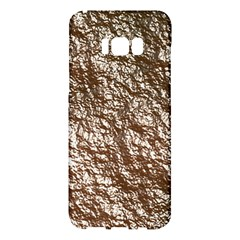 Crumpled Foil 17a Samsung Galaxy S8 Plus Hardshell Case