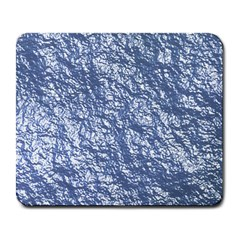 Crumpled Foil 17d Large Mousepads