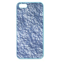 Crumpled Foil 17d Apple Seamless Iphone 5 Case (color)