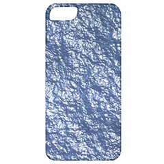 Crumpled Foil 17d Apple Iphone 5 Classic Hardshell Case