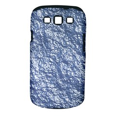 Crumpled Foil 17d Samsung Galaxy S Iii Classic Hardshell Case (pc+silicone)