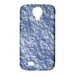 Crumpled Foil 17d Samsung Galaxy S4 Classic Hardshell Case (pc+silicone)