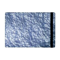 Crumpled Foil 17d Ipad Mini 2 Flip Cases