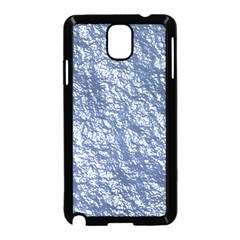 Crumpled Foil 17d Samsung Galaxy Note 3 Neo Hardshell Case (black)