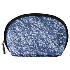 Crumpled Foil 17d Accessory Pouches (large)
