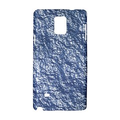 Crumpled Foil 17d Samsung Galaxy Note 4 Hardshell Case