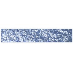 Crumpled Foil 17d Flano Scarf (large)