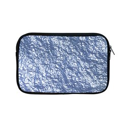 Crumpled Foil 17d Apple Macbook Pro 13  Zipper Case