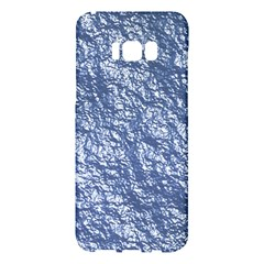 Crumpled Foil 17d Samsung Galaxy S8 Plus Hardshell Case