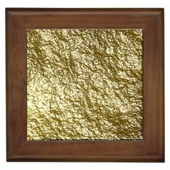 Crumpled Foil 17c Framed Tiles