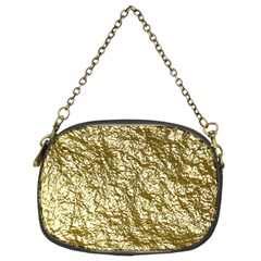 Crumpled Foil 17c Chain Purses (two Sides)