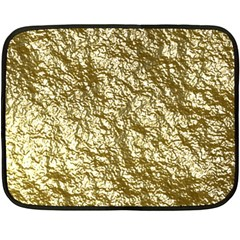 Crumpled Foil 17c Fleece Blanket (mini)
