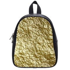 Crumpled Foil 17c School Bags (small)