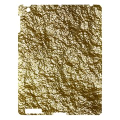 Crumpled Foil 17c Apple Ipad 3/4 Hardshell Case