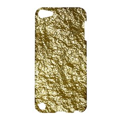 Crumpled Foil 17c Apple Ipod Touch 5 Hardshell Case