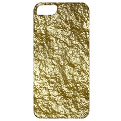 Crumpled Foil 17c Apple Iphone 5 Classic Hardshell Case
