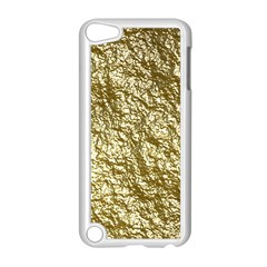 Crumpled Foil 17c Apple Ipod Touch 5 Case (white)