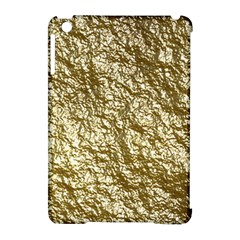 Crumpled Foil 17c Apple Ipad Mini Hardshell Case (compatible With Smart Cover)