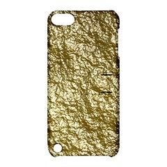 Crumpled Foil 17c Apple Ipod Touch 5 Hardshell Case With Stand