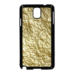 Crumpled Foil 17c Samsung Galaxy Note 3 Neo Hardshell Case (black)