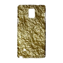 Crumpled Foil 17c Samsung Galaxy Note 4 Hardshell Case