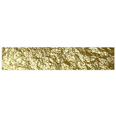 Crumpled Foil 17c Flano Scarf (small)