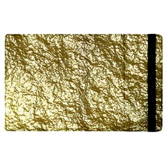 Crumpled Foil 17c Apple Ipad Pro 9 7   Flip Case