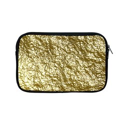 Crumpled Foil 17c Apple Macbook Pro 13  Zipper Case