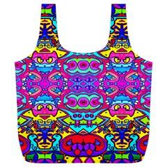 Donovan Full Print Recycle Bags (l)
