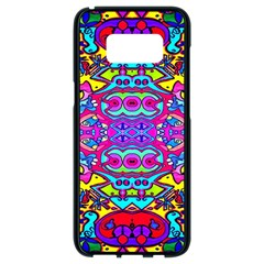 Donovan Samsung Galaxy S8 Black Seamless Case