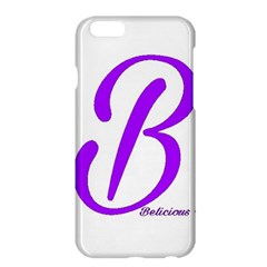 Belicious World  b  Purple Apple Iphone 6 Plus/6s Plus Hardshell Case