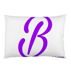 Belicious World  b  Blue Pillow Case (two Sides)