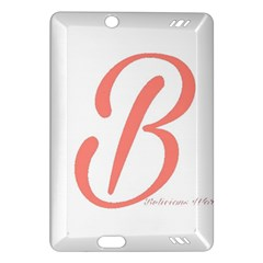 Belicious World  b  In Coral Amazon Kindle Fire Hd (2013) Hardshell Case