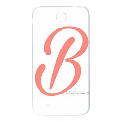 Belicious World  b  In Coral Samsung Galaxy Mega I9200 Hardshell Back Case