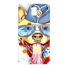 Pit Bulls Are Beautiful Samsung Galaxy Note 3 N9005 Hardshell Back Case